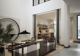 140平米复式日式风格客厅装修案例