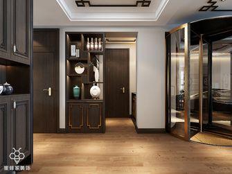 80平米一室一厅中式风格走廊装修案例