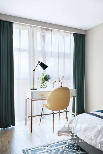 120平米复式现代简约风格阳光房欣赏图