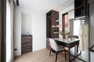 50平米公寓现代简约风格梳妆台图