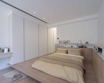 130平米三室一厅宜家风格卧室装修图片大全