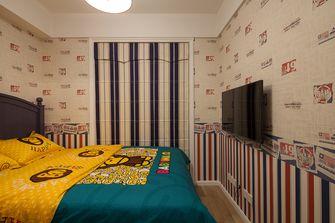富裕型130平米三室三厅宜家风格卧室图