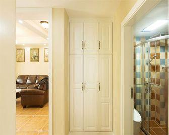 90平米三室两厅美式风格储藏室图片