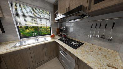 120平米中式风格厨房图