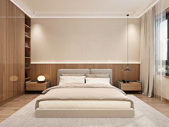 100平米三室两厅日式风格卧室图