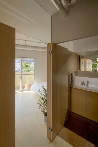 60平米日式风格其他区域装修案例