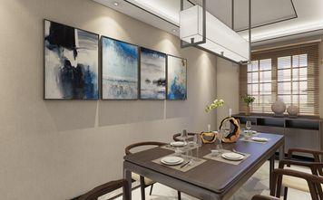 100平米三中式风格餐厅装修图片大全