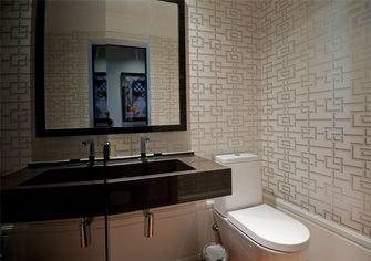 140平米四室四厅北欧风格卫生间装修案例