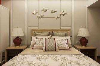 90平米三室两厅中式风格卧室图片大全