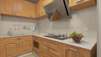 50平米公寓中式风格厨房装修效果图