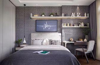 140平米别墅美式风格卧室装修案例