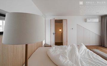 140平米复式日式风格卧室欣赏图