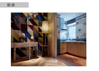 70平米一居室混搭风格厨房图片大全