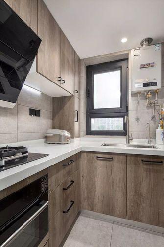 50平米北欧风格厨房效果图