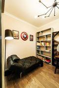110平米美式风格储藏室设计图