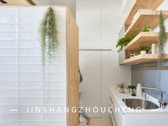 60平米一居室日式风格厨房装修图片大全