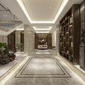 130平米四室两厅中式风格储藏室欣赏图