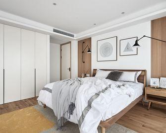 60平米一室一厅日式风格卧室图
