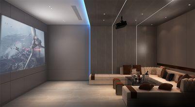 140平米复式中式风格影音室欣赏图