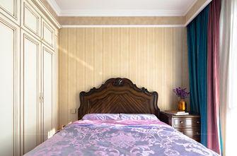 120平米三室五厅法式风格卧室欣赏图