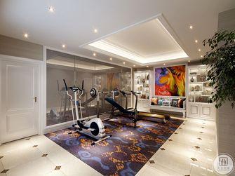 140平米四室两厅欧式风格健身室装修效果图
