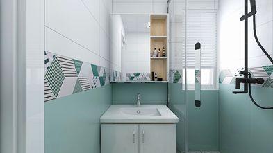 70平米三室两厅混搭风格卫生间装修图片大全