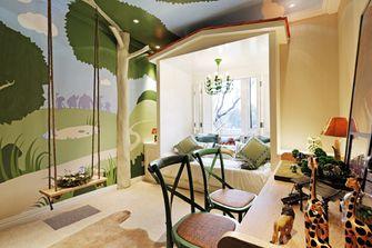120平米三室一厅新古典风格儿童房效果图
