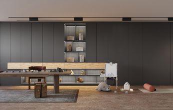140平米四室两厅现代简约风格影音室欣赏图