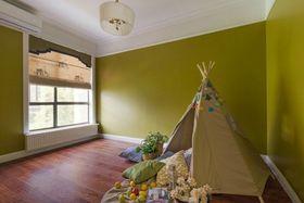 120平米四室兩廳美式風格兒童房設計圖