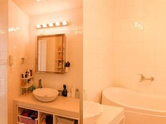 现代简约风格浴室装修图片大全