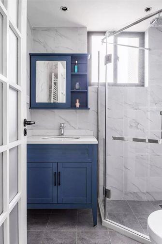 100平米三室两厅地中海风格卫生间装修案例