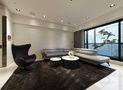120平米三室两厅现代简约风格客厅沙发图片