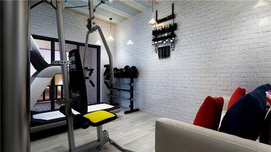 140平米四室两厅混搭风格健身室装修图片大全