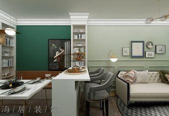 60平米公寓其他风格餐厅设计图