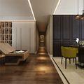10-15万100平米三室两厅宜家风格客厅装修案例