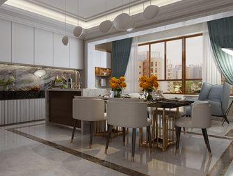 140平米三室两厅其他风格餐厅欣赏图