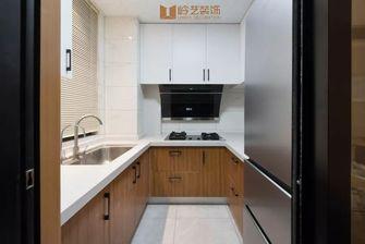 80平米三室两厅日式风格厨房图片