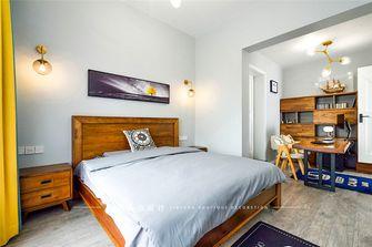 140平米复式宜家风格卧室图