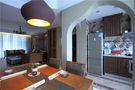 15-20万100平米东南亚风格客厅设计图