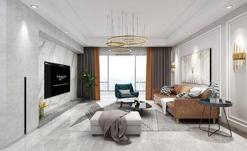 现代简约风格客厅图片