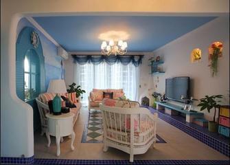 两房地中海风格图片大全