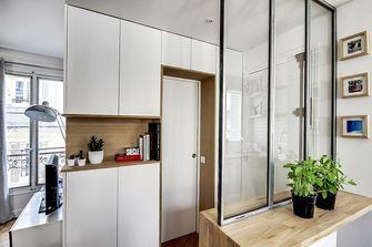60平米一居室北欧风格玄关装修案例