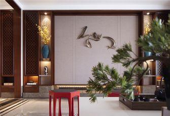 豪华型140平米四室一厅中式风格楼梯装修图片大全