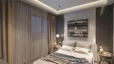 120平米三中式风格卧室欣赏图