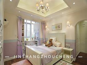 140平米別墅法式風格兒童房圖片