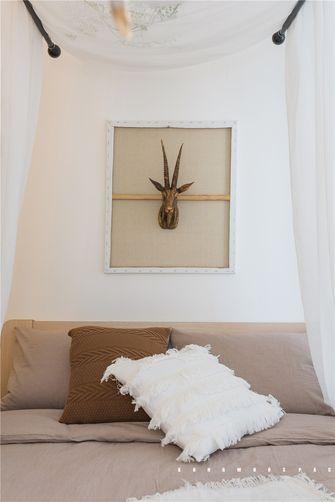 30平米小户型美式风格卧室欣赏图