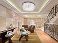 20万以上140平米三室一厅法式风格阁楼装修图片大全
