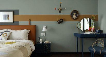 110平米四北欧风格卧室效果图