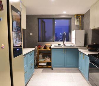 120平米四现代简约风格厨房图片大全