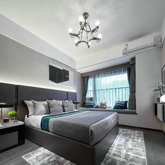 30平米小户型东南亚风格卧室装修案例